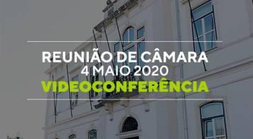 Reunião de Câmara Pública - Videoconferência