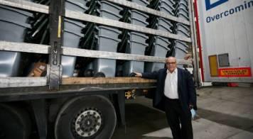 Câmara da Mealhada distribui ecopontos por quatro mil alojamentos do concelho