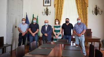 Câmara da Mealhada recusa fusão da Sociedade da Água de Luso