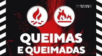 Proibição de realização de queimadas e queimas