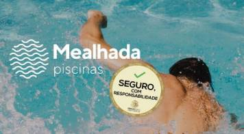 Piscinas Municipais da Mealhada reabrem a 15 de junho