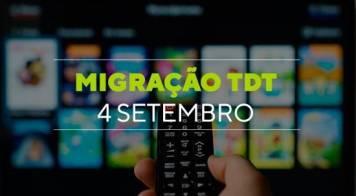 Migração do TDT - Ressintonia de Emissores