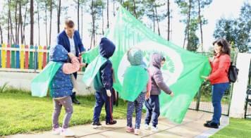 Bandeira Eco-Escolas atribuída a 11 estabelecimentos do município da Mealhada