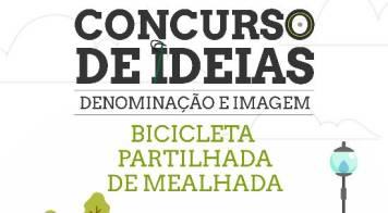 Concurso de Ideias para Denominação e Imagem da Bicicleta Partilhada