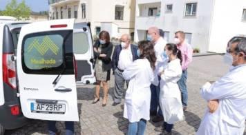 Câmara adquiriu Unidade Móvel de Saúde para Centro de Saúde da Pampilhosa