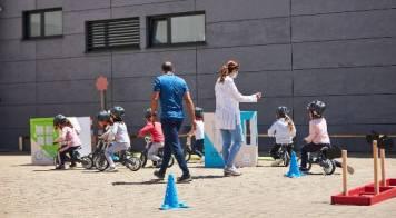 Município da Mealhada ensina crianças a utilizarem a bicicleta em segurança